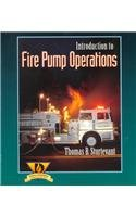 9780827373662: Introduction to Fire Pump Operations