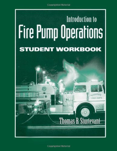 9780827373686: Introduction to Fire Pump Operations