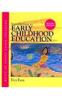 9780827374836: Introduction to Early Childhood Education