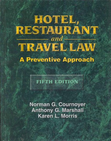 9780827375369: Hotel, Restaurant and Travel Law