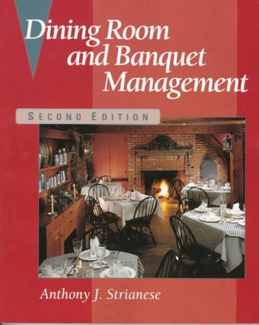 9780827375666: Dining Room and Banquet Management
