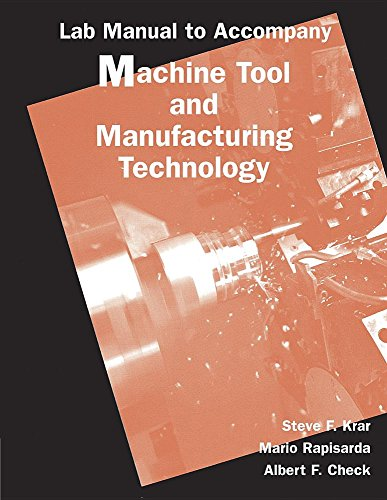 9780827375871: Machine Tool And Manufacturing Technology (Machine Tools)