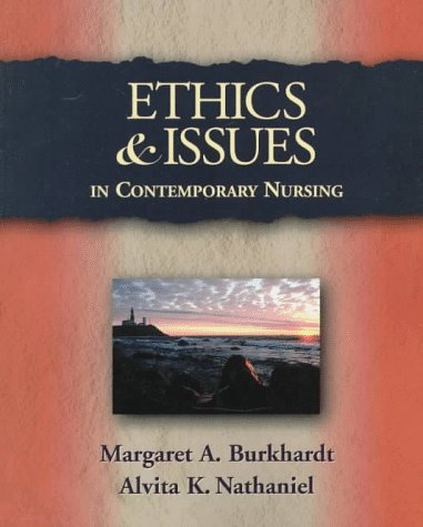 9780827377028: Ethics and Issues in Contemporary Nursing