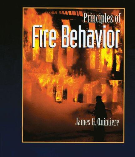 9780827377325: Principles of Fire Behavior
