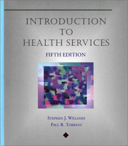 9780827378520: Introduction To Health Services (Delmar Series in Health Services Administration)