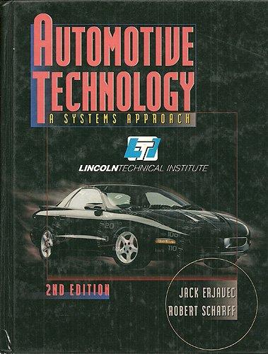 9780827379381: Automotive Technology: A Systems Approach