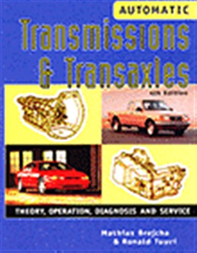 9780827380387: Automatic Transmissions and Transaxles