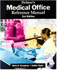 9780827381698: Delmar's Medical Office Reference Manual