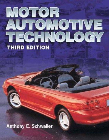 9780827383548: Motor Automotive Technology
