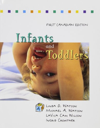 9780827384187: Infants and Toddlers