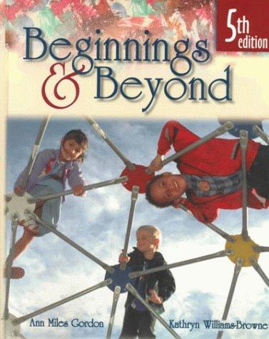9780827384200: Beginnings and Beyond