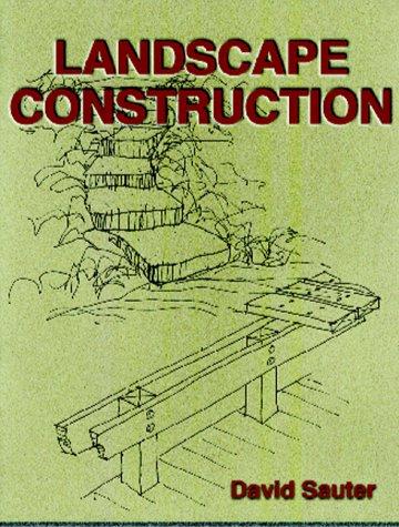 9780827384279: Landscape Construction