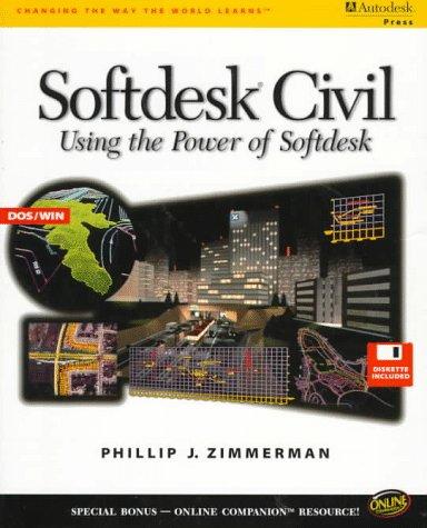 9780827384408: Softdesk Civil: Using the Power of Softdesk