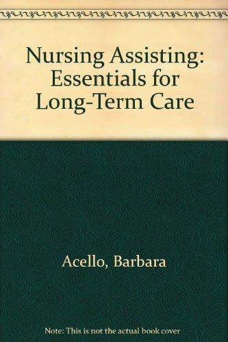 9780827384514: Nursing Assisting: Essentials for Long-Term Care
