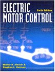9780827384569: Electric Motor Control