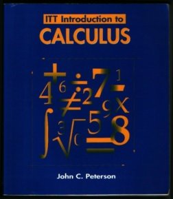 9780827384767: Itt Introduction to Calculus