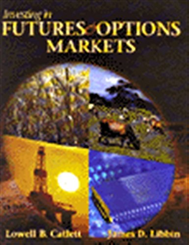 9780827385702: Investing in Futures and Options Markets