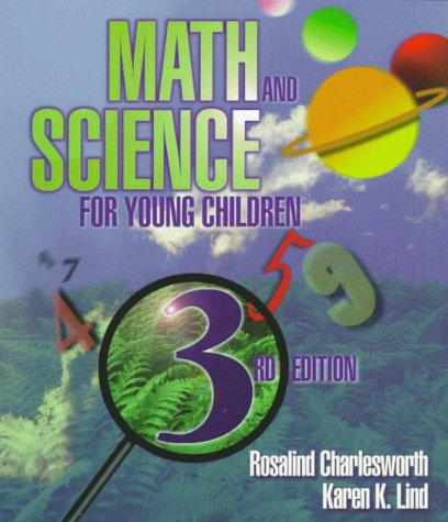 9780827386358: Math and Science for Young Children