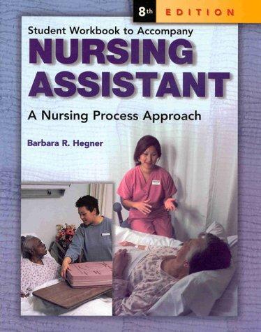 9780827390621: Student Workbook to Accompany Nursing Assistant: A Nursing Process Approach