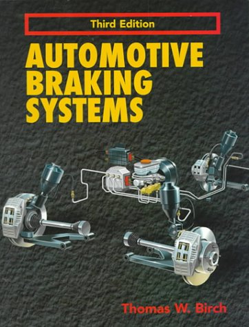 9780827390973: Automotive Braking Systems
