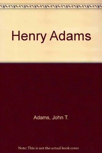 9780827424807: Henry Adams