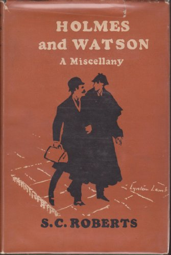 9780827425255: Holmes and Watson a Miscellany