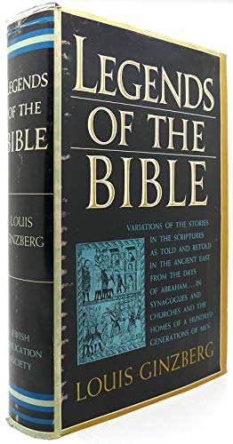 Legends of Bible: Louis Ginzberg