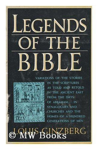 9780827600362: Legends of Bible