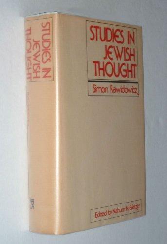 The Shavuot anthology: Simon Rawidowicz