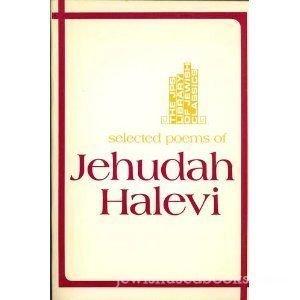 Selected Poems of Jehudah Halevi: Nina Salaman