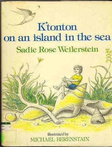 9780827600799: K'tonton on an island in the sea: A hitherto unreported episode in the life of the Jewish thumbling, K'tonton ben Baruch Reuben