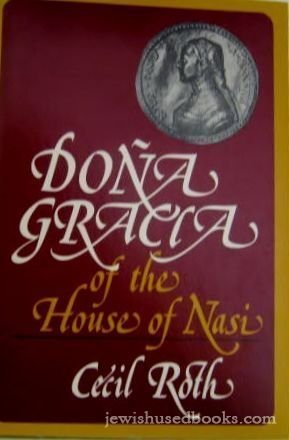 9780827600997: Dona Gracia of the House of Nasi