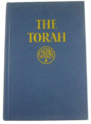 Torah: The Five Books Moses
