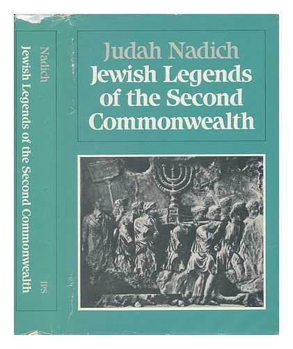Jewish Legends of the Second Commonwealth