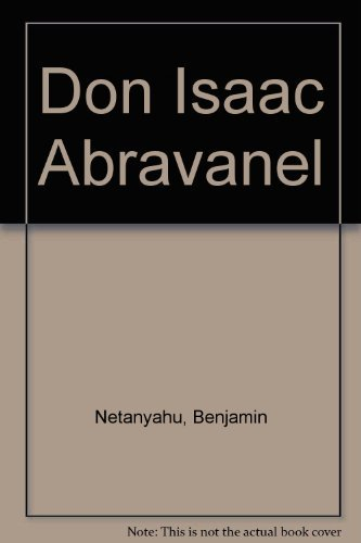 9780827602137: Don Isaac Abravanel Statesman and Philosopher