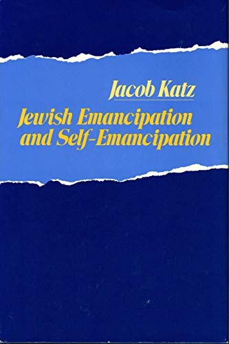 9780827602618: Jewish Emancipation and Self-Emancipation