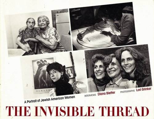 9780827603349: The Invisible Thread: A Portrait of Jewish American Women
