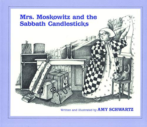 9780827603721: Mrs. Moskowitz and the Sabbath Candlesticks