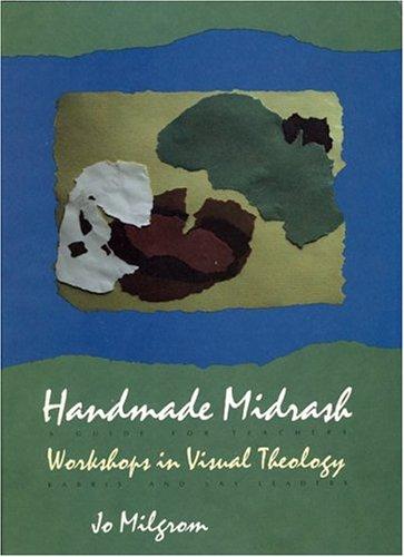 9780827603943: Handmade Midrash: Workshop in Visual Theology (English and Hebrew Edition)