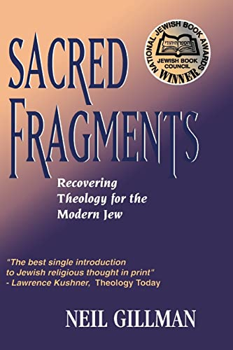 9780827604032: Sacred Fragments: Recovering Theology for the Modern Jew