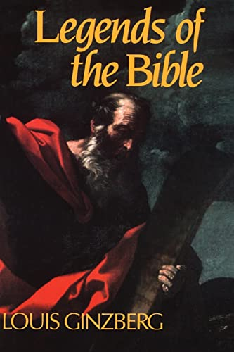 9780827604049: Legends of the Bible