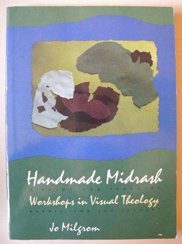 9780827604063: Handmade Midrash (English and Hebrew Edition)