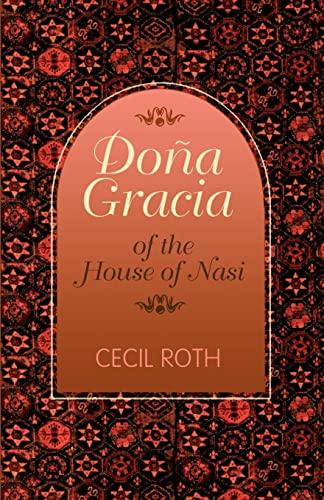 9780827604117: Doña Gracia of the House of Nasi