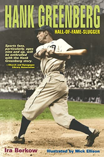 Hank Greenberg: Hall-of-Fame Slugger