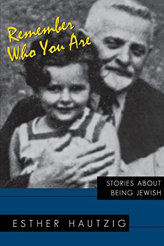 9780827606944: Remember Who You Are: Stories about Being Jewish