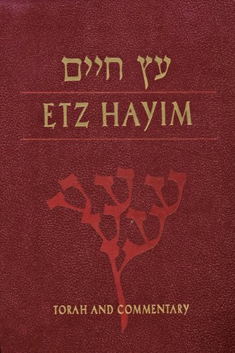 9780827607125: Etz Hayim: Torah and Commentary