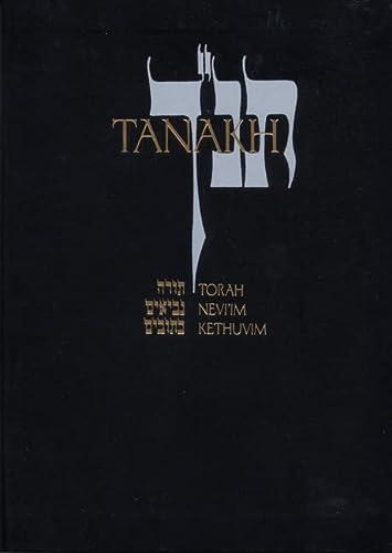 9780827607668: Jps Hebrew-English Tanakh Bible