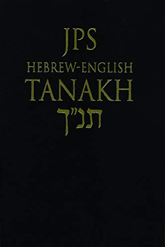 9780827607668: JPS Hebrew-English Tanakh: Pocket Edition