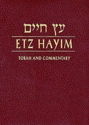 9780827608047: Etz Hayim-FL-Travel Size: Torah and Commentary: A Torah Commentary