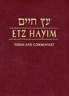 9780827608047: Etz Hayim: Torah and Commentary - Travel size Paperback